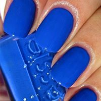 Essie Colour - Blue