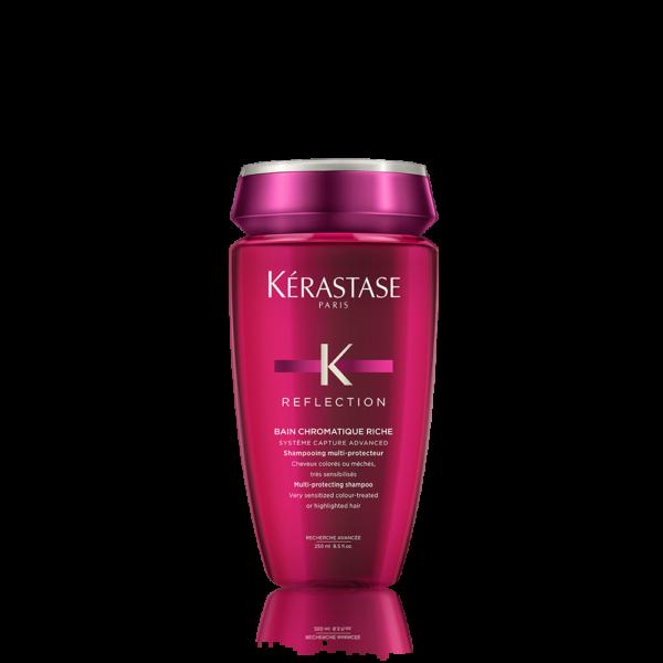 Protecting shampoo for colour treated hair